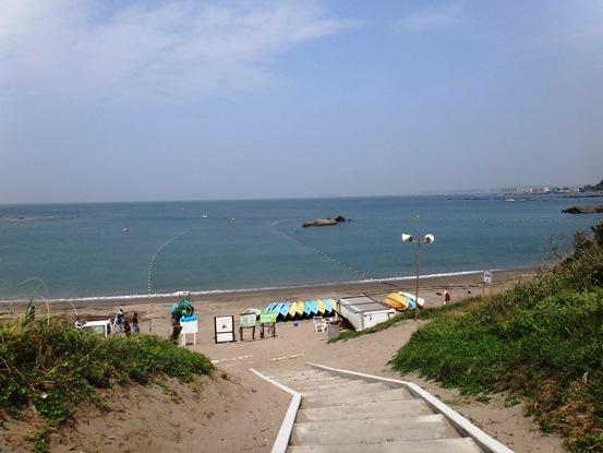 長者ヶ崎海岸ガイド(湘南・葉山の海水浴場、釣り、バーベキュー、海の家)