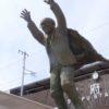 別府駅前☆別府温泉の父・油屋熊八を心の師とする(大分・熊本・福岡旅行記~3)