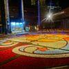 花の絨毯!ブリュッセルフラワーカーペット(六本木ヒルズ)