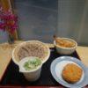 蕎麦と天ぷら&コロッケ(しぶそば)