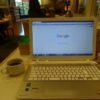 ガストのドリンクバーでカフェ読書&PC仕事(横浜仲町台)パンケーキ美味しい