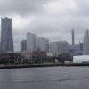久々の横浜大桟橋(くじらのせなか)懐かしい想い出の場所