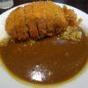 ココ壱番屋でロースカツカレーをガッツリと☆これで夏バテ解消!!