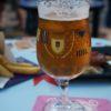ベルギービールのイベントでフルーツビールを飲みながら~六本木ヒルズ(2016年)