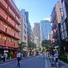 麻布十番の商店街を散策(昭和の昔ながらの風情、下町の雰囲気も・・)