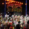 六本木ヒルズ夏祭り・盆踊り・楽劇の演舞(2016年8月下旬)