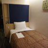 札幌のビジネスホテル「ノースシティ」に宿泊(北海道旅行記~11)