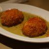 リゴレットバー&グリルでタパスの夕食