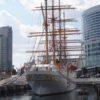 横浜の帆船・日本丸
