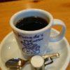 コメダ珈琲でカフェ~味噌カツサンドとクリームソーダー