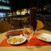 六本木ヒルズアリーナでドイツワインの晩酌タイム♫