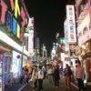歌舞伎町の歴史と由来は?やはり地名は嘘つかない
