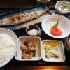 サンマの偉大な栄養価と効能~魚可津・麻布十番でお昼の定食