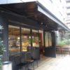 ディーン&デルーカ麻布十番で朝のカフェタイム
