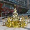 クリスマスの東京ミッドタウンを散歩