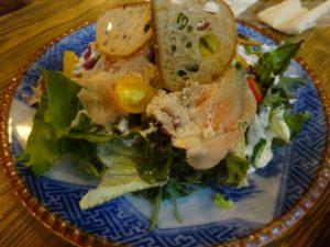 ブリコラージュ サラダ