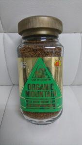 オーガニック インスタントコーヒー