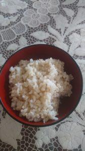 玄米粥 美味しい