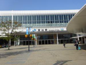 富山駅 北陸新幹線