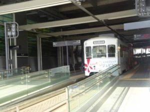 富山駅 路面電車