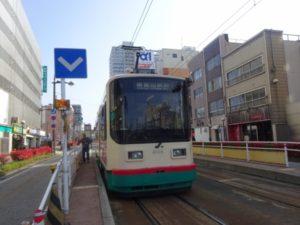 富山市 路面電車 乗り場