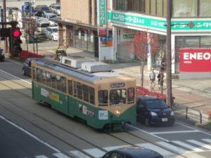 富山県 路面電車 古い形