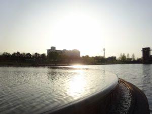 冨岩運河環水公園