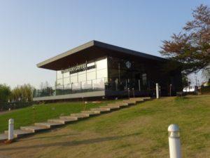 スターバックス 環水公園店