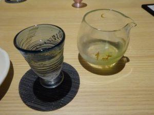 富山ガラス お酒