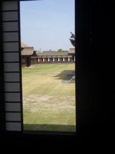 瑞龍寺 庭