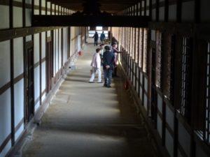 瑞龍寺 回廊