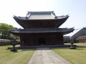 瑞龍寺 仏殿