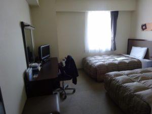 コンフォートホテル富山駅前 客室