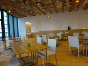富山図書館 カフェ