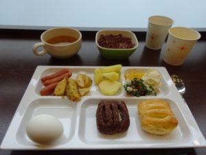 コンフォートホテル富山駅前 朝食