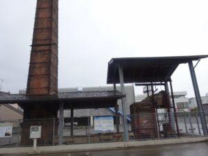 旧南部鋳造 煙突