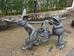 高岡市銅像