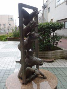 高岡製銅像