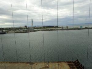 富山 岩瀬 展望台