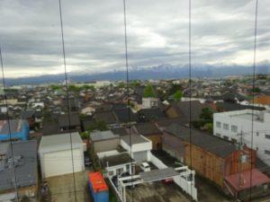 富山港 展望台 眺望