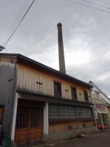 岩瀬地区 醸造所